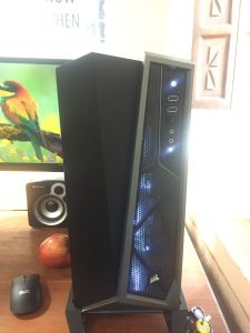 Gabinete Corsair Spec Alpha